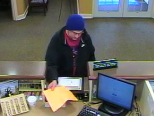 Voorhees Bank Robbery Suspect photo 3